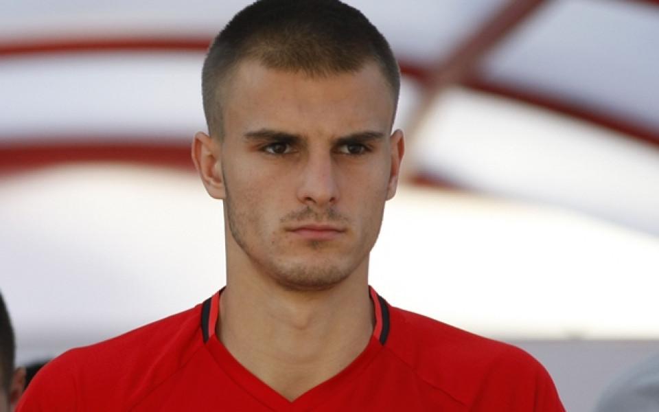 Заради прегрешение в миналото: Бранител на ЦСКА аут за старта на ЛЕ