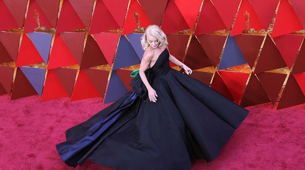 Модните гафове на червения килим на наградите Оскар (СНИМКИ)