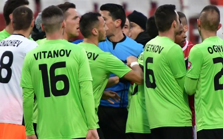 Две промени в групата на Черно море за Левски