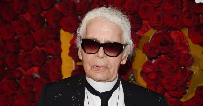 Почина модният дизайнер Карл Лагерфелд, съобщи Ройтерс. Творческият директор на