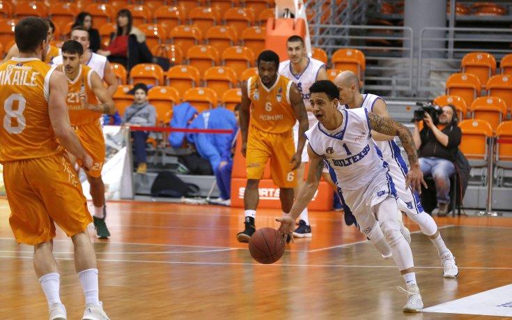 Академик Бултекс 99 с безпроблемна победа в Балканската лига