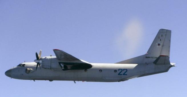 На борда на разбилия се днес в Сирия руски военнотранспортен