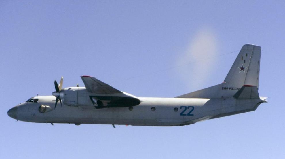 39 военни били на борда на разбилия се в Сирия руски самолет