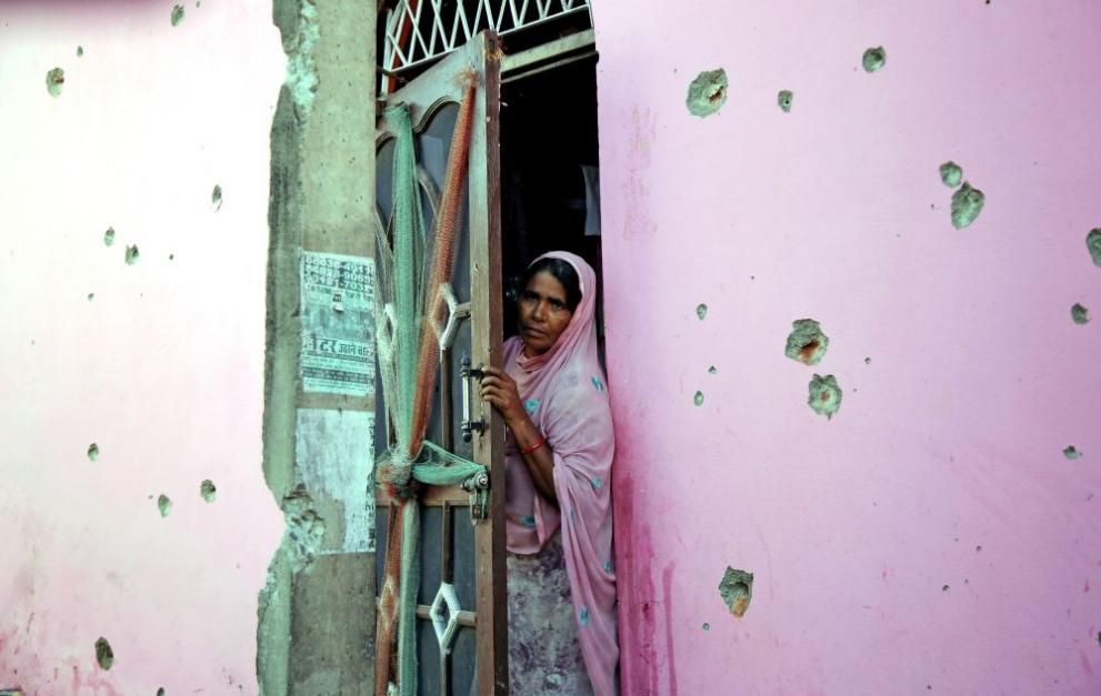 жена  Пакистан
