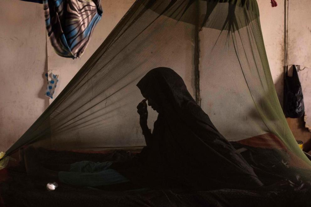 жена Сомалия