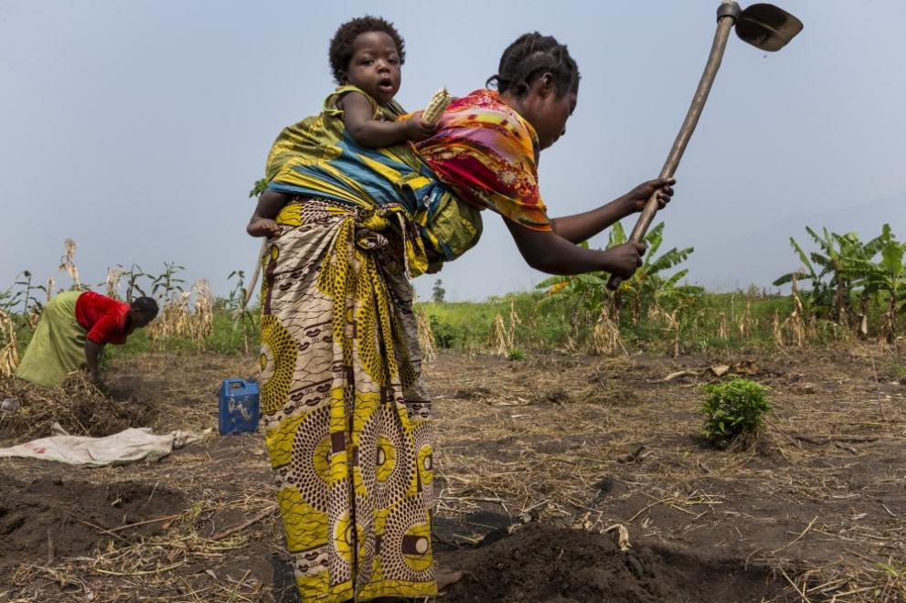 жена Конго