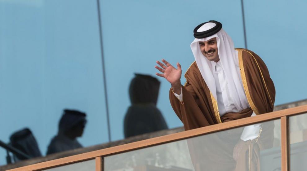 Емирът на Катар идва на посещение у нас
