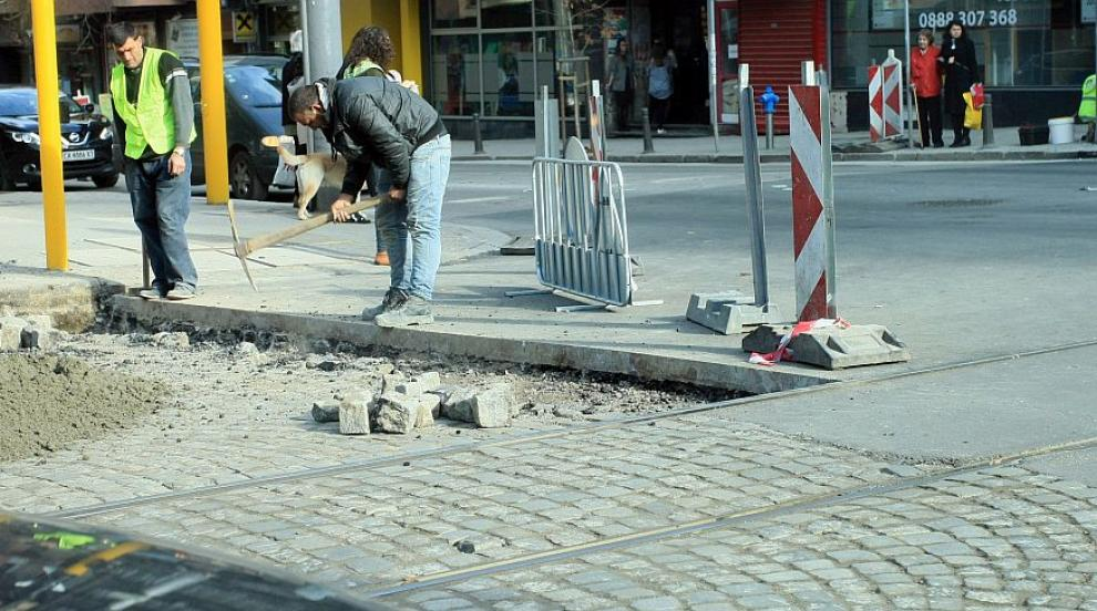 "Нова тапа в София чака шофьорите: През юли започва ремонт по бул. ""Васил..."
