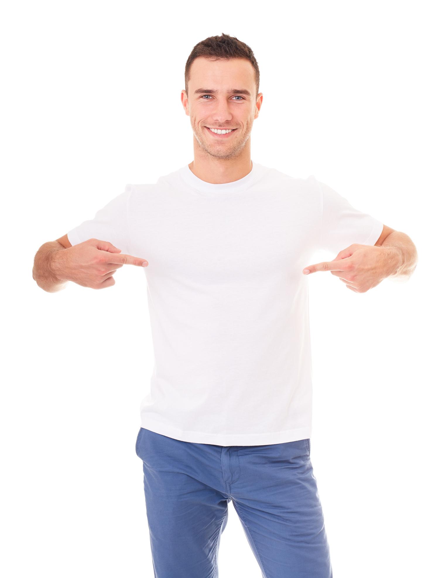 Обикновена тениска в няколко цвята