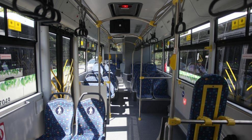 14 автобуса ще кръстосват столицата нощем