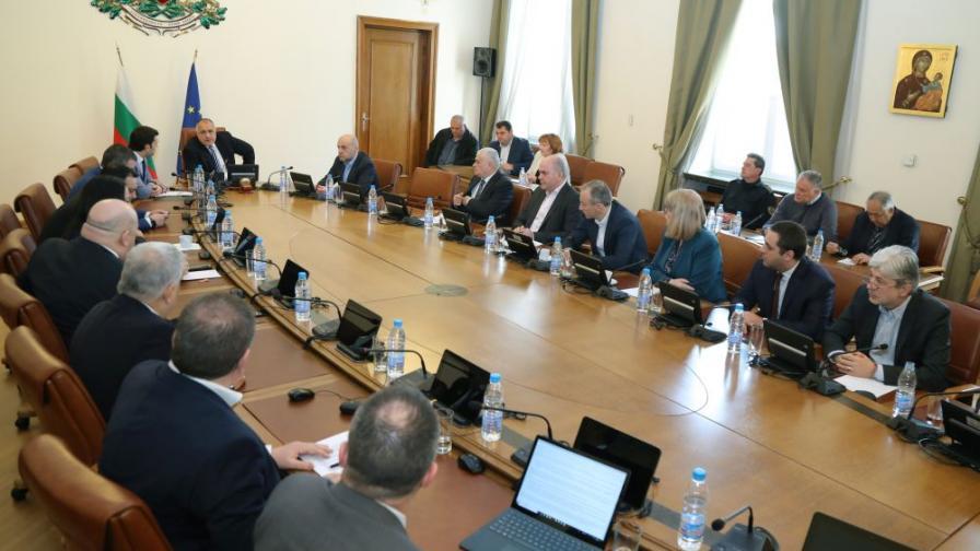 МС предлага назначаването на 10 нови посланици