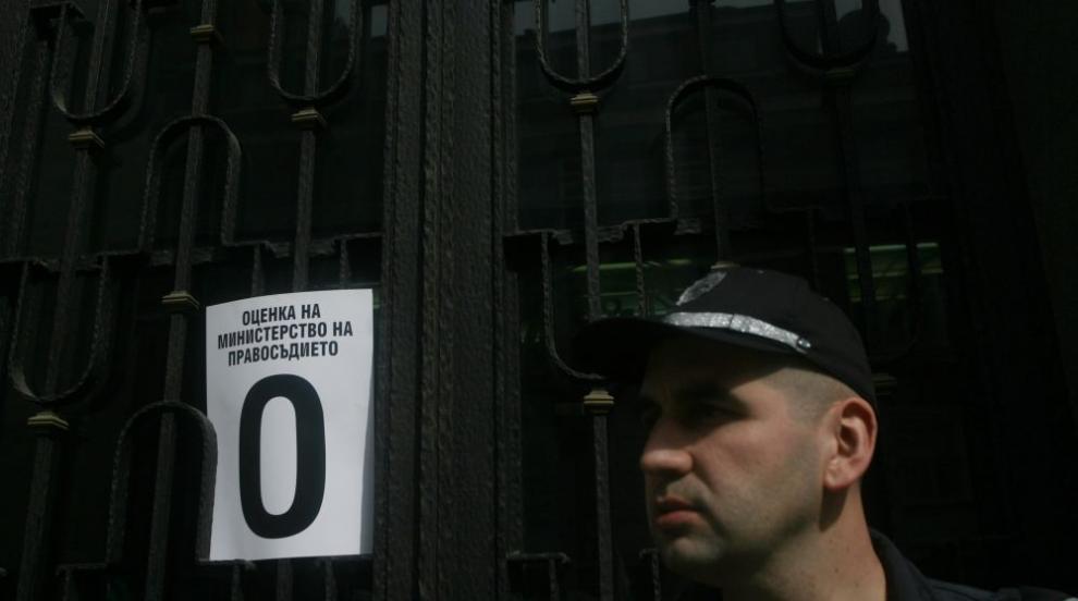 """Служители на затворите и арестите ще протестират пред Резиденция """"Бояна"""""""