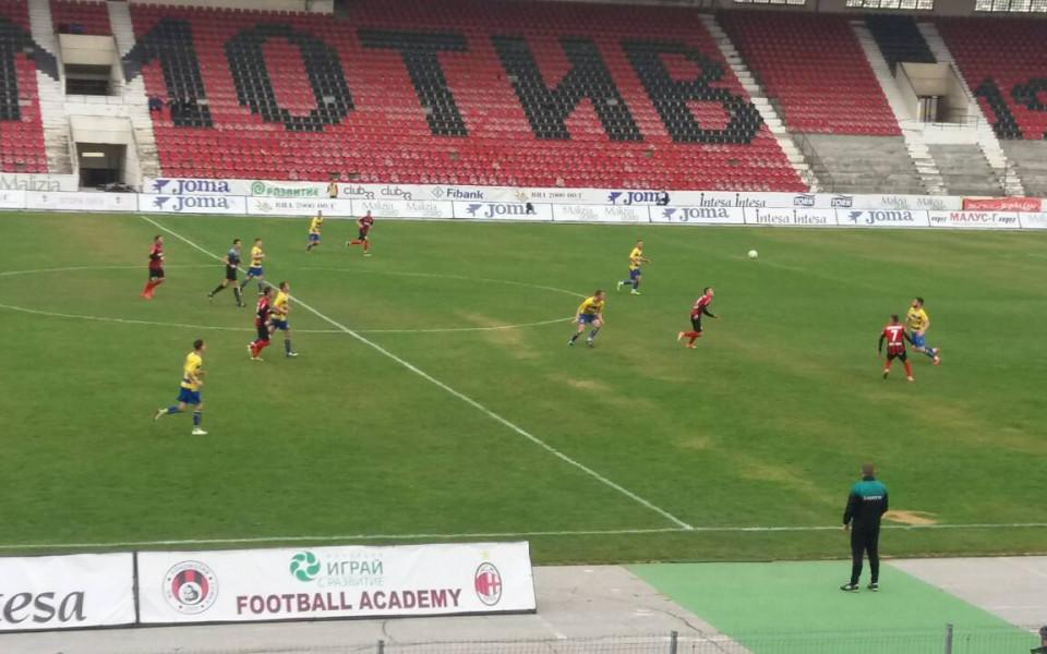 Локо Сф опука Марица в мач с 6 гола