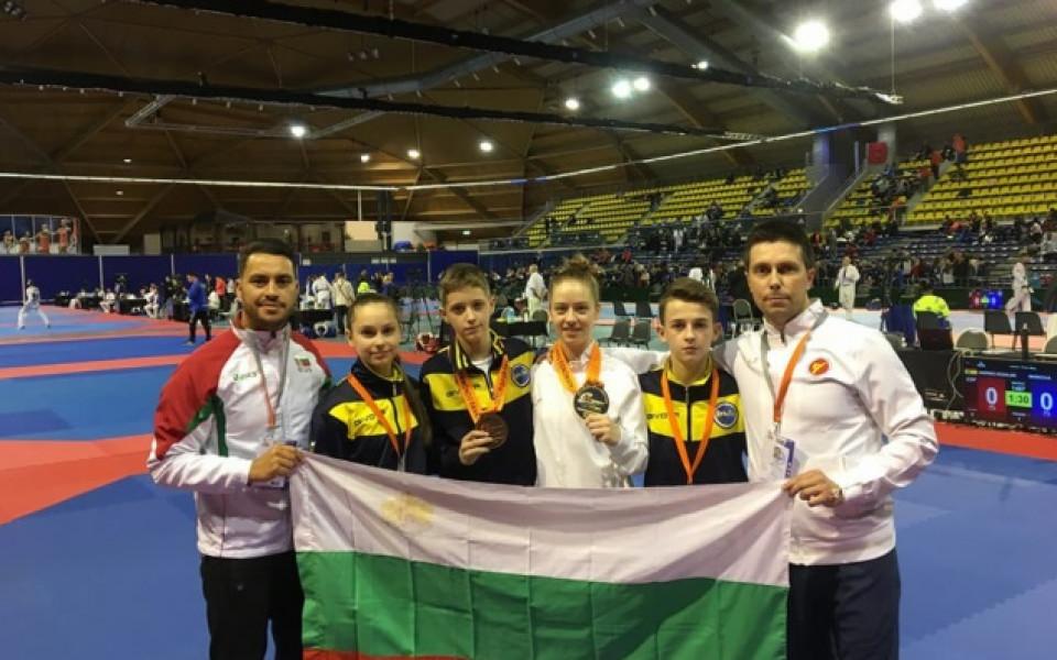 Златен медал за България на силен турнир в Холандия