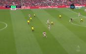 Комбинация още от Дортмунд носи нов гол на Арсенал