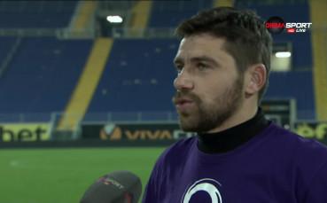 Христо Иванов: Някой ни погледна отгоре в последната минута