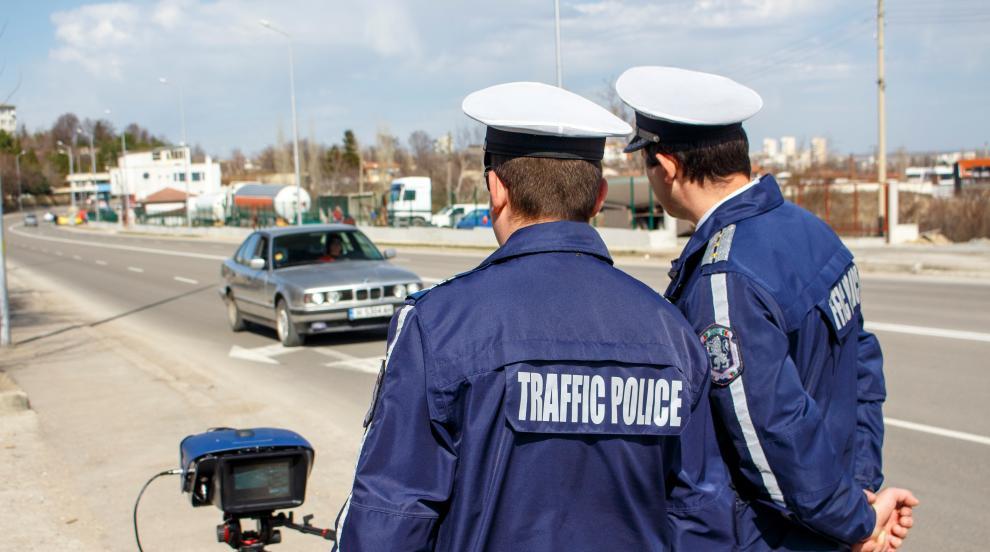 МВР установи 37 582 нарушения на скоростните режими