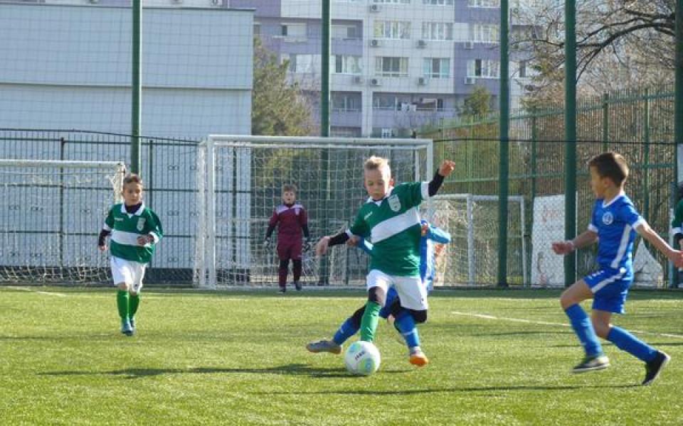 "Приключи ""Футболни Звезди на България""в Бургас"
