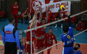 ЦСКА надви Хебър, прати серията в трети мач