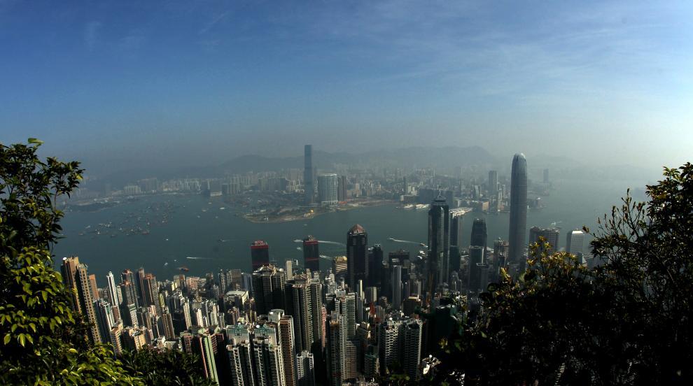 Впечатляващ тунел беше открит в Хонконг (ВИДЕО)