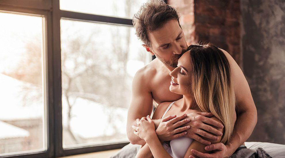 Няма по-добро начало на деня от сутрешния секс