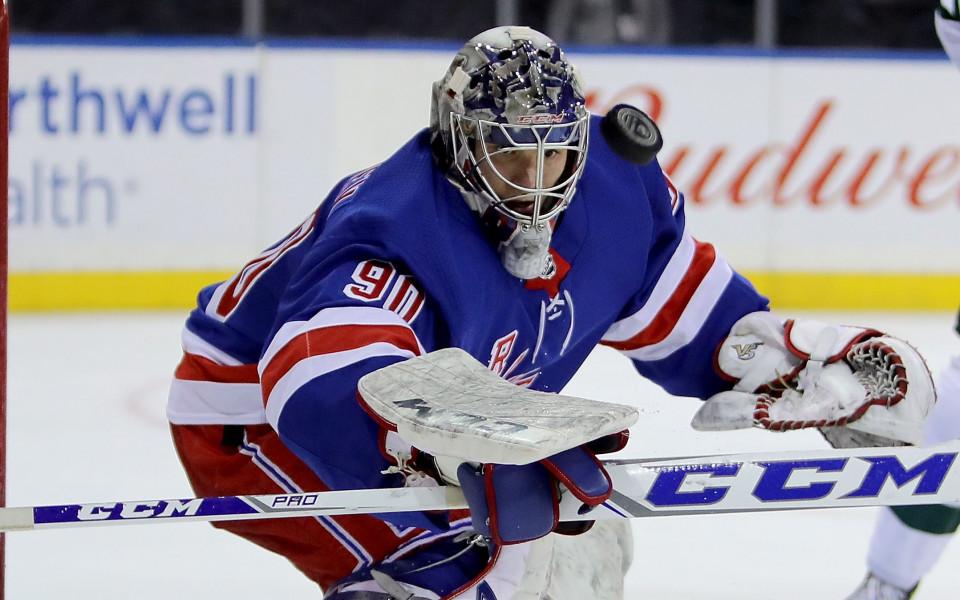 Александър Георгиев спря атомно нападение в НХЛ