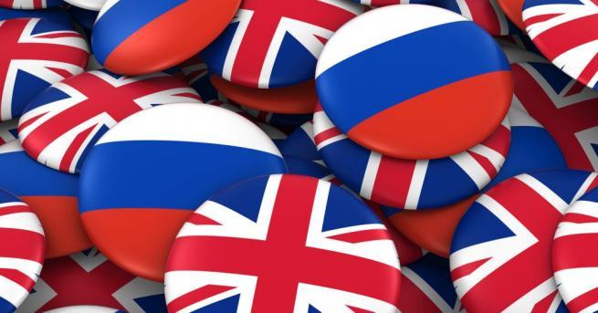 Посолството на Руската федерация в Лондон е изпратило нота в