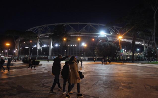 Рома победиШахтьор Донецк с1:0 в мач-реванш от осминафиналите на Шампионската