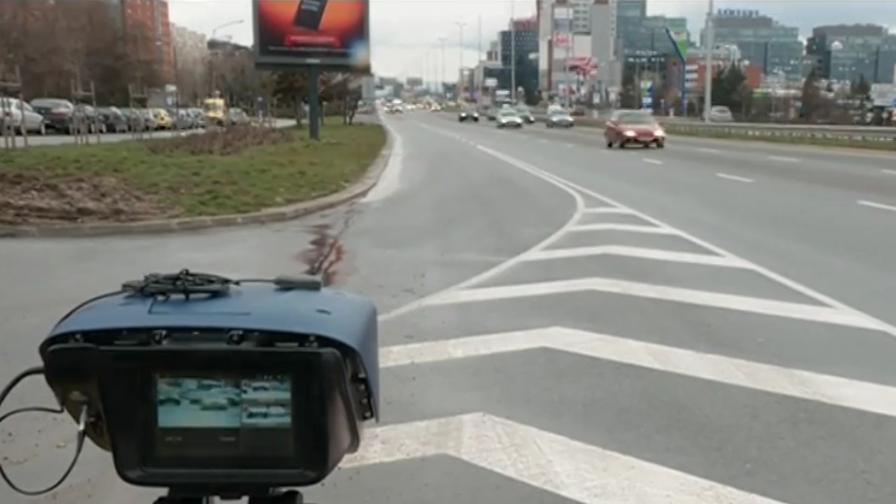 С нови лазерни камери ще хващат нарушителите в България