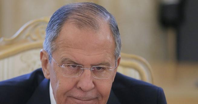 Руският външен министър Сергей Лавров обвини Запада, че видоизменя международното