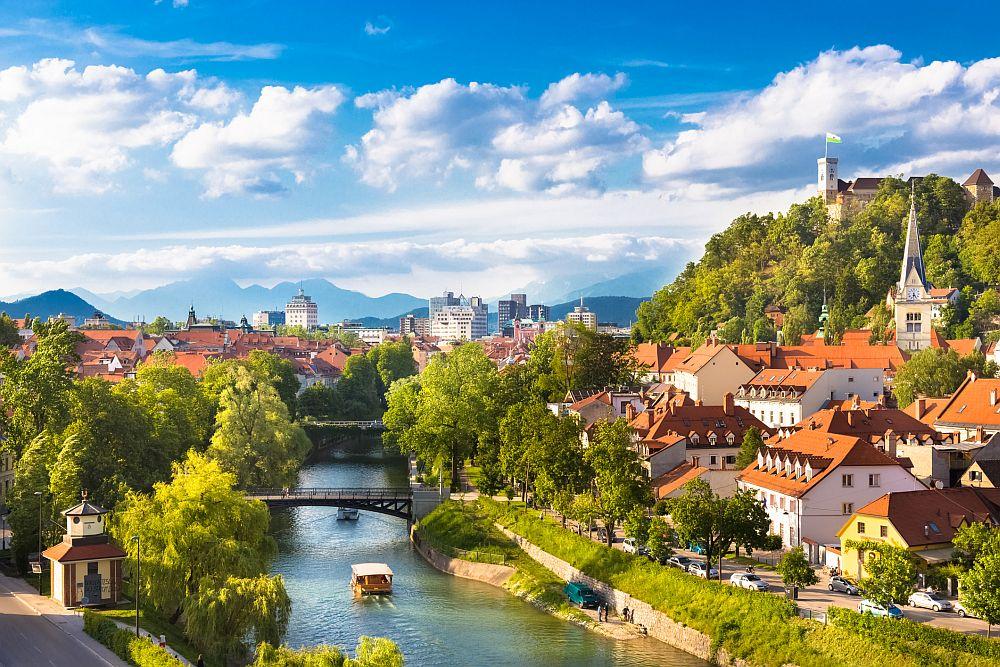 1. Любляна, Словения