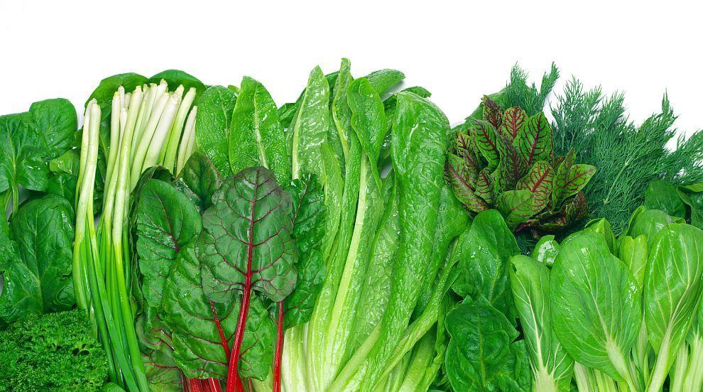 Зелени листни зеленчуци за регулиране на кръвната захар