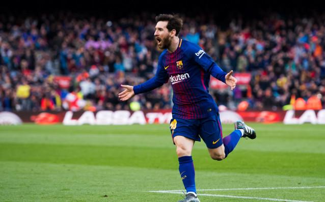 Голямата звезда на Барселона Лионел Меси призна, че дълги години