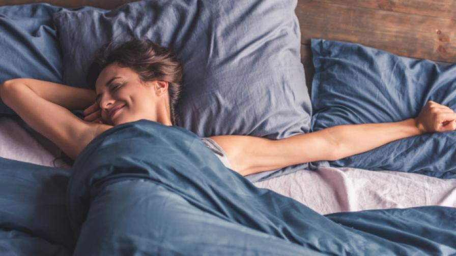 5-минутен трик, с който ще заспите по-бързо