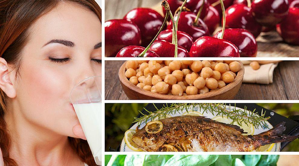 Пет храни и напитки за здрав и пълноценен сън