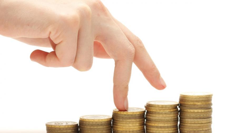 България е трета по ръст на заплатите в ЕС