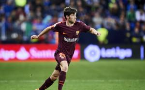 Пъплещо недоволство в Барселона заради Серхи Роберто