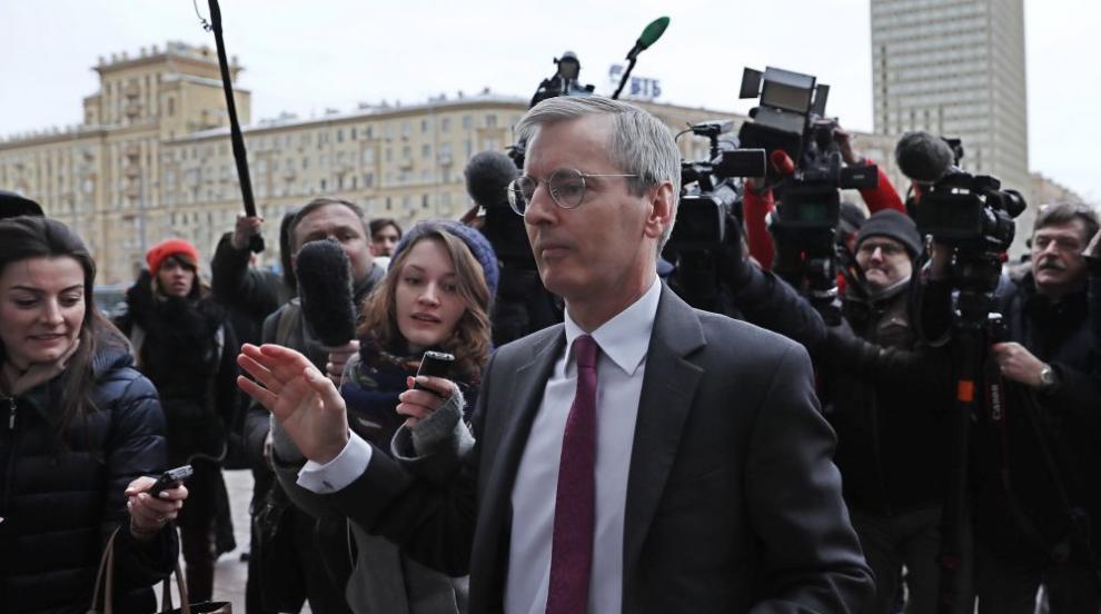 Русия гони британски дипломати и закрива консулството им