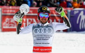 Хиршер спечели последния гигантски слалом от сезона в Световната купа