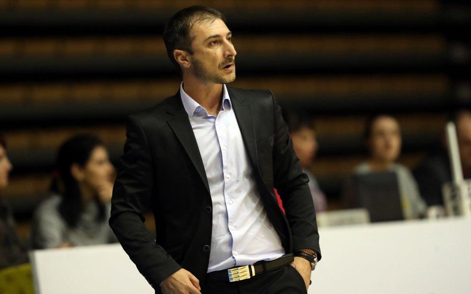 Асен Николов: Най-слабият ни мач този сезон