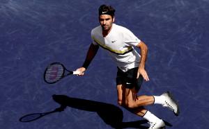 Федерер загърби загубата, отива на финал в Индиън Уелс
