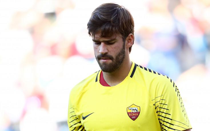 Рома ще иска огромна сума от Ливърпул за Алисон