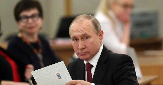 На 18 март руснаците за седми път ще избират президент