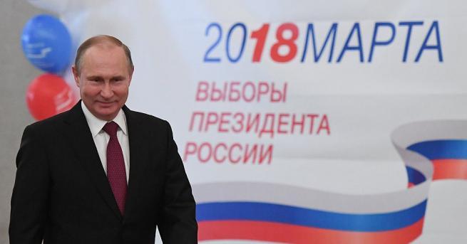 Кандидат-президентът и настоящ държавен глава на Русия Владимир Путин каза,