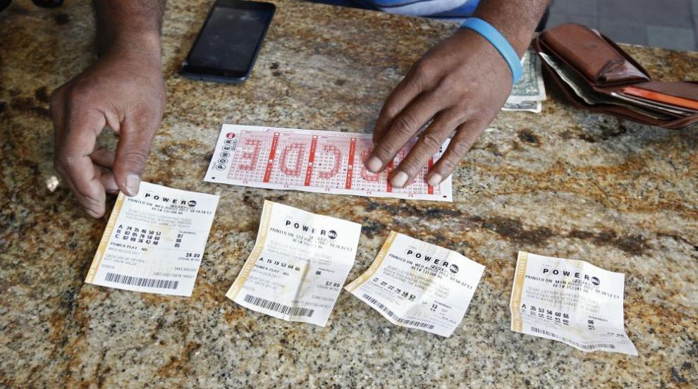 Джакпот от 457 милиона долара беше спечелен в лотария в САЩ