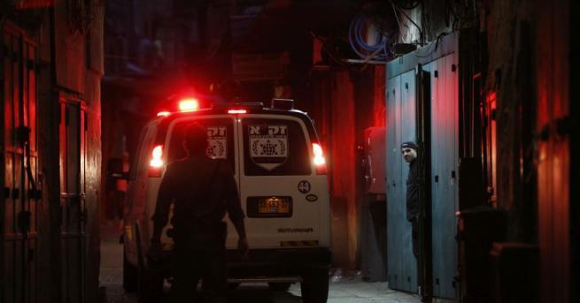 Израелец беше намушкан с нож и ранен днес в Стария