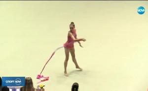 Калейн без конкуренция във финалите на турнира Жулиета Шишманова