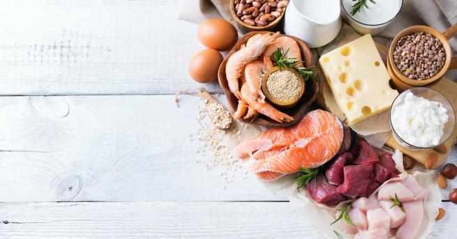 Специалисти установиха, чеконсумацията на натурални продуктибез добавки позволява бързо да