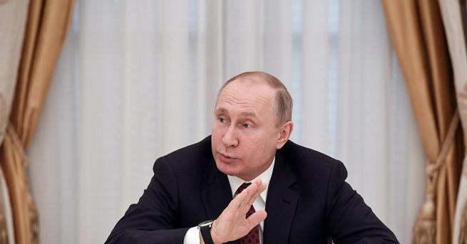 Руският президент Владимир Путин заяви, че Русия иска да има