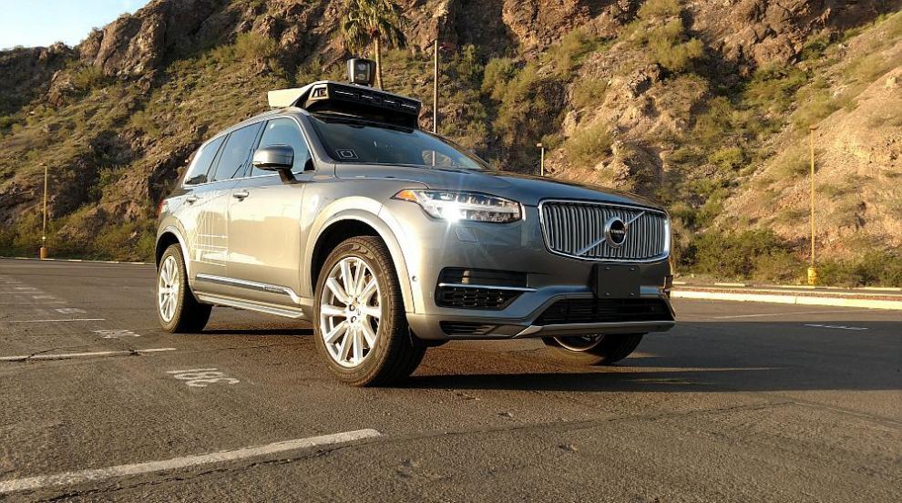 Кола без шофьор уби пешеходка в Аризона